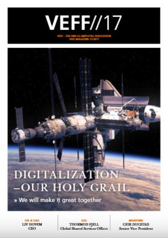 Latest issue of VEFF magazine